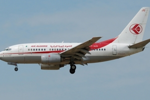 Small big air algerie boeing 737 nportal.no