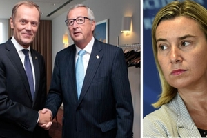 Small big juncker tusk mogherini nportal.no