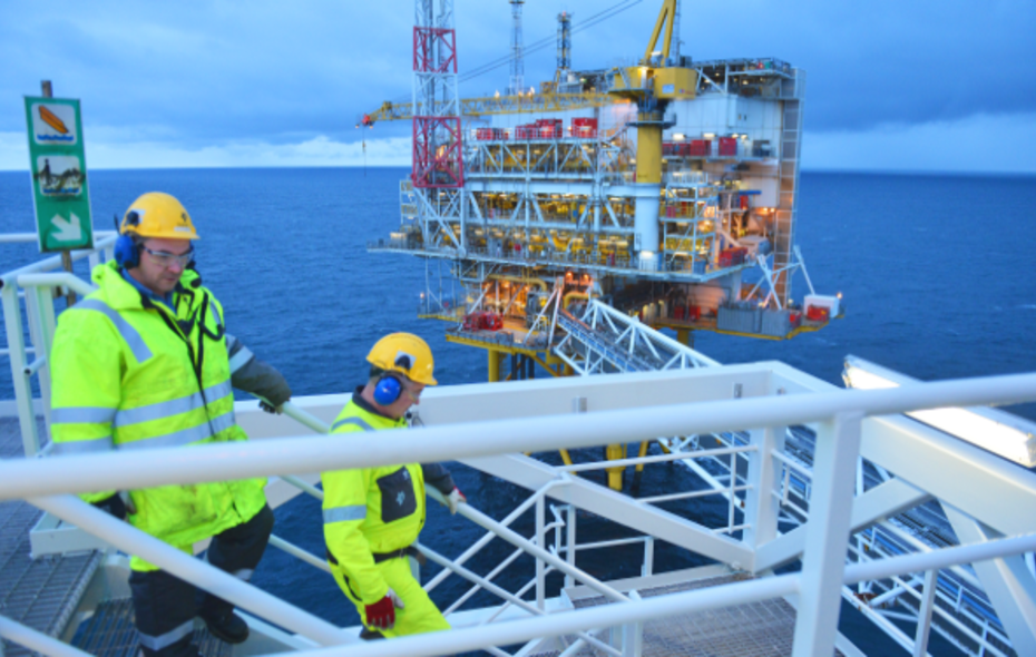 Big big big platform oil gas statoil norway nportal.no