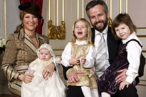 Small big mrtha louise norway princes royal  family