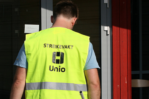 Small big 5355 strike norway unio