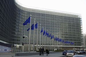 Small big eu commissions headquartes in brussels