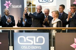 Small big 645645 oslo stock exchng norway statoil nportal.no