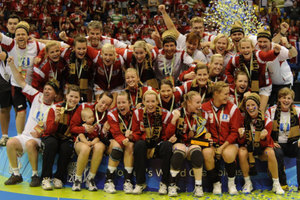 Small big norway won 2011 world womens handball championship