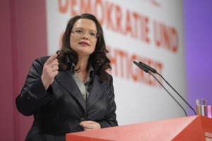 Small big andrea nahles nportal.no