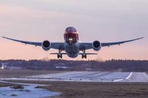 Small big norwegian air ticekt strike norway fly nportal.no