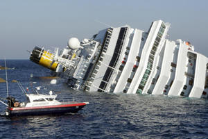 Small big costa concordia