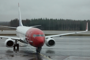 Small big norwegian air ticket nportal.no