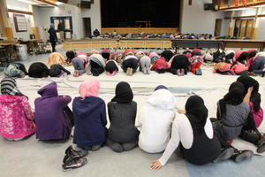 Small torontoschool muslimprayer