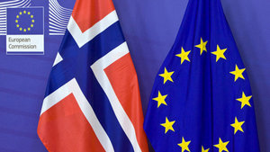 Small norway eu flag credit nportal.no