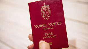 Small 5216702 norsk pass