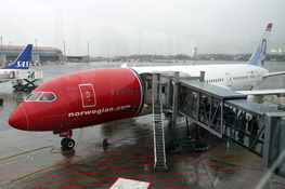Small norwegian air
