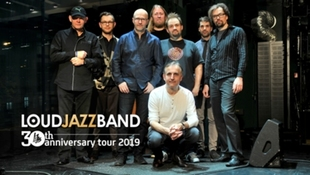 Small loud jazz band  30th anniversary 2019