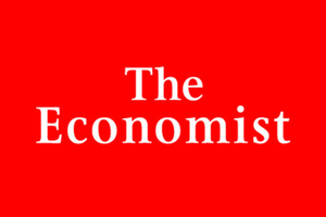 Small big the economist logo